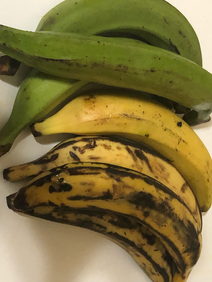 Baked Plantain Recipe