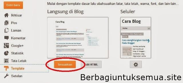 Cara Mudah Merubah Ukuran Header Blog