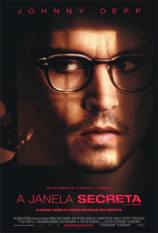 Capa do Filme A Janela Secreta