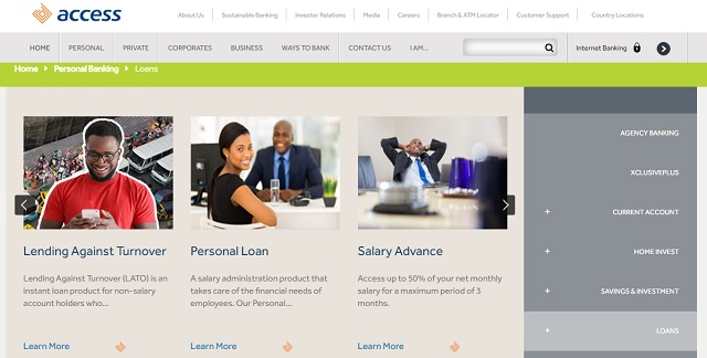 How-to-get-Access-Bank-Loan-in-Nigeria