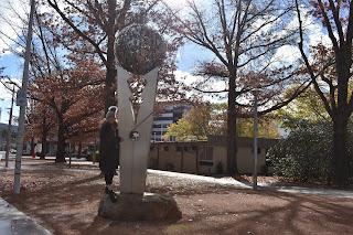 Canberra Public Art | Nelson Dominguez Cedeño
