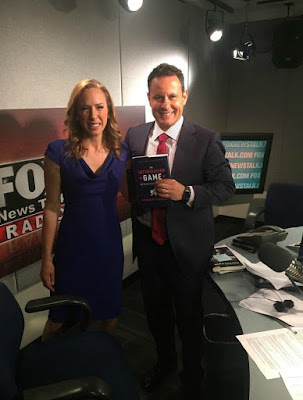 Kimberley Strassel with her co-host