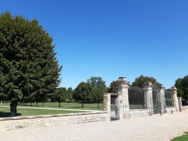 Château Vaux en Champagne Aube Monument historique demeure privée