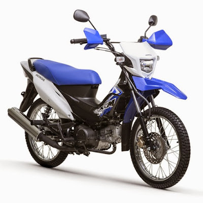 Honda XRM125 Dual Sport Specifications and Price