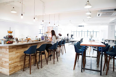 Source: The Hive Kennedy Town, Hong Kong, a co-working space and a Booqed venue partner. Space at The Hive Kennedy Town can be booked via the Booqed app.