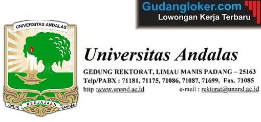 Lowongan Kerja Non CPNS Rumah Sakit Universitas Andalas (UNAND)