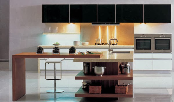 Kitchen Cabinets In Palakkad Wood Max Interiors And Modular Kitchens In Palakkad: Wood