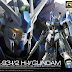 RG 1/144 hi-nu Gundam - Release Info, Box art and Official Images