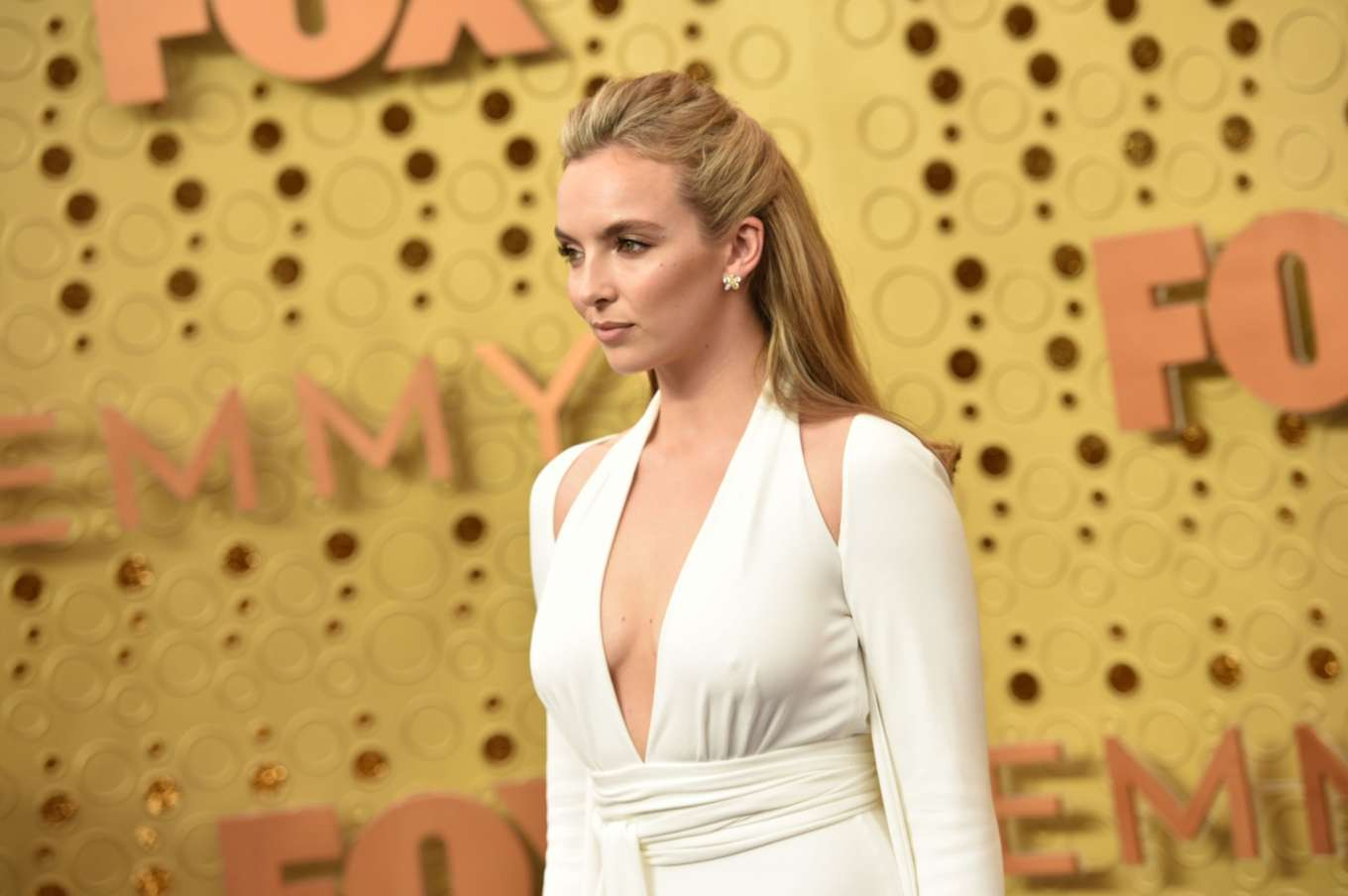 Jodie Comer – 71st Emmy Awards in Los Angeles
