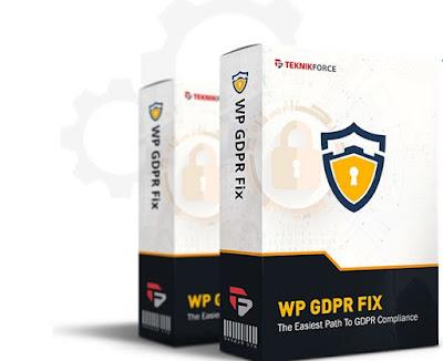 wp gdpr fix plugin