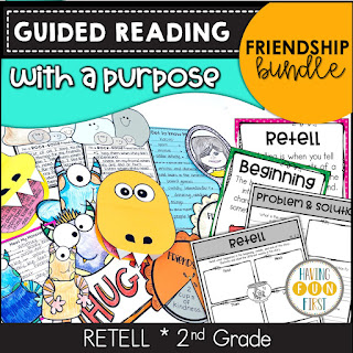 Guided Reading with a Purpose Friendship