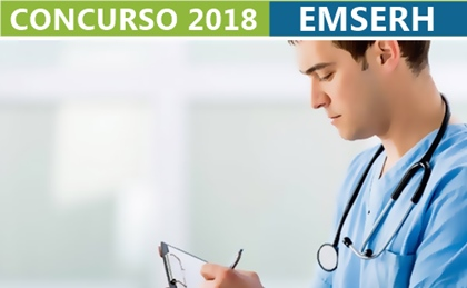edital concurso EMSERH-MA 2018