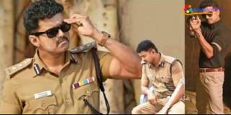 Vijay takes risk in fight scenes