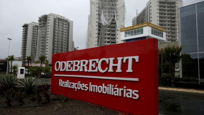 Compañía constructora brasileña Odebrechet se declara en bancarrota