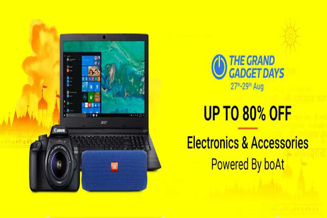 Flipkart Grand Gadget Days 2019