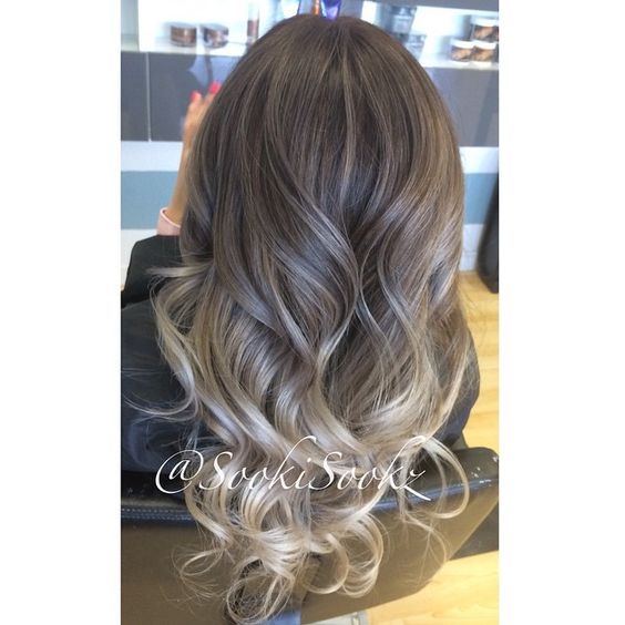 Ombre Hair Color Melt Ideas The Haircut Web