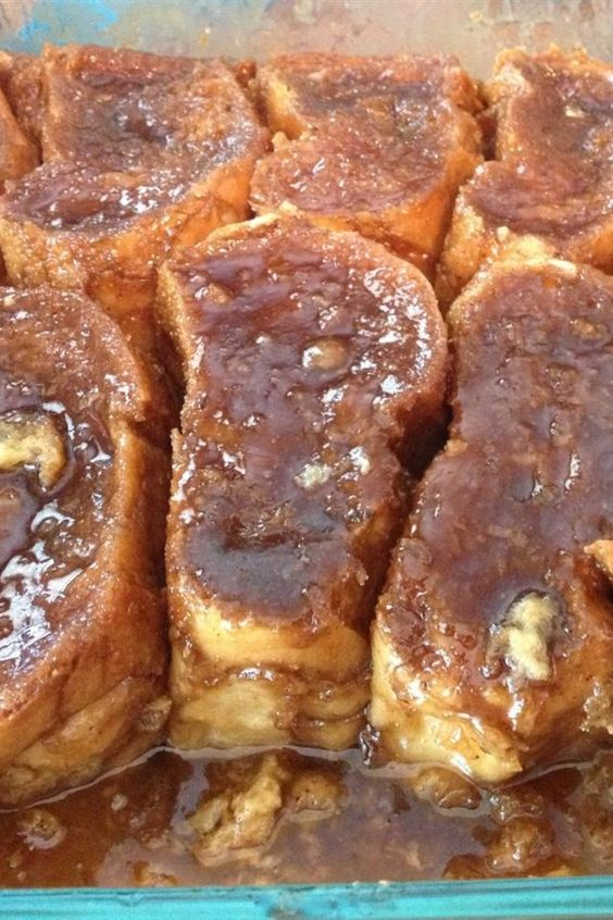 Perfect Baked French Toast