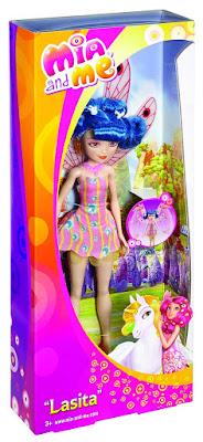 TOYS : JUGUETES - MIA AND ME : Mia y yo  Muñeca Lasita Producto Oficial Serie Television 2016   Mattel DHL66   A partir de 3 años Comprar en Amazon España