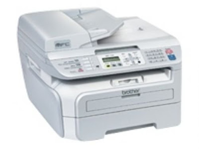 Compact as well as fashionable multifunction printer Brother MFC-7320 Driver Downloads