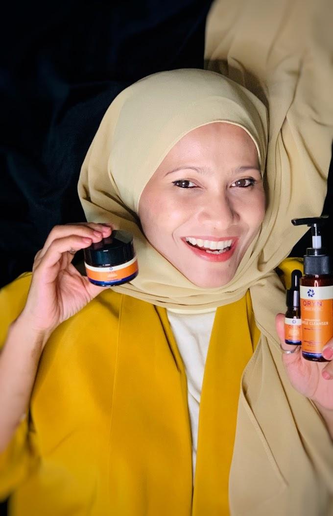Kembalikan Keserian Wajah Dengan ORYN Skincare