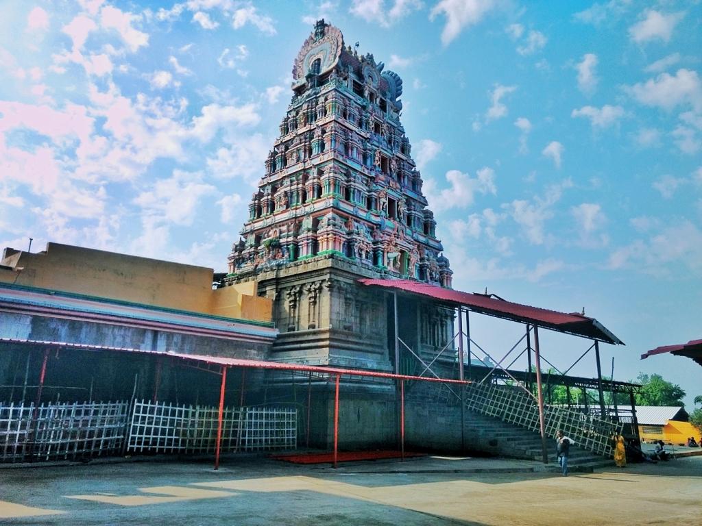 Tamilnadu Tourism: Subramaniya Swami Temple, Mailam, Villupuram