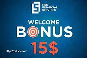 FortFS No Deposit Bonus 15 USD