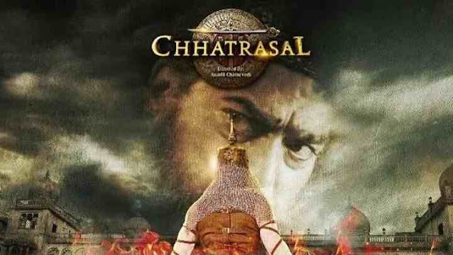 Chhatrasal Web Series Poster, Ashutosh Rana as Auranzeb