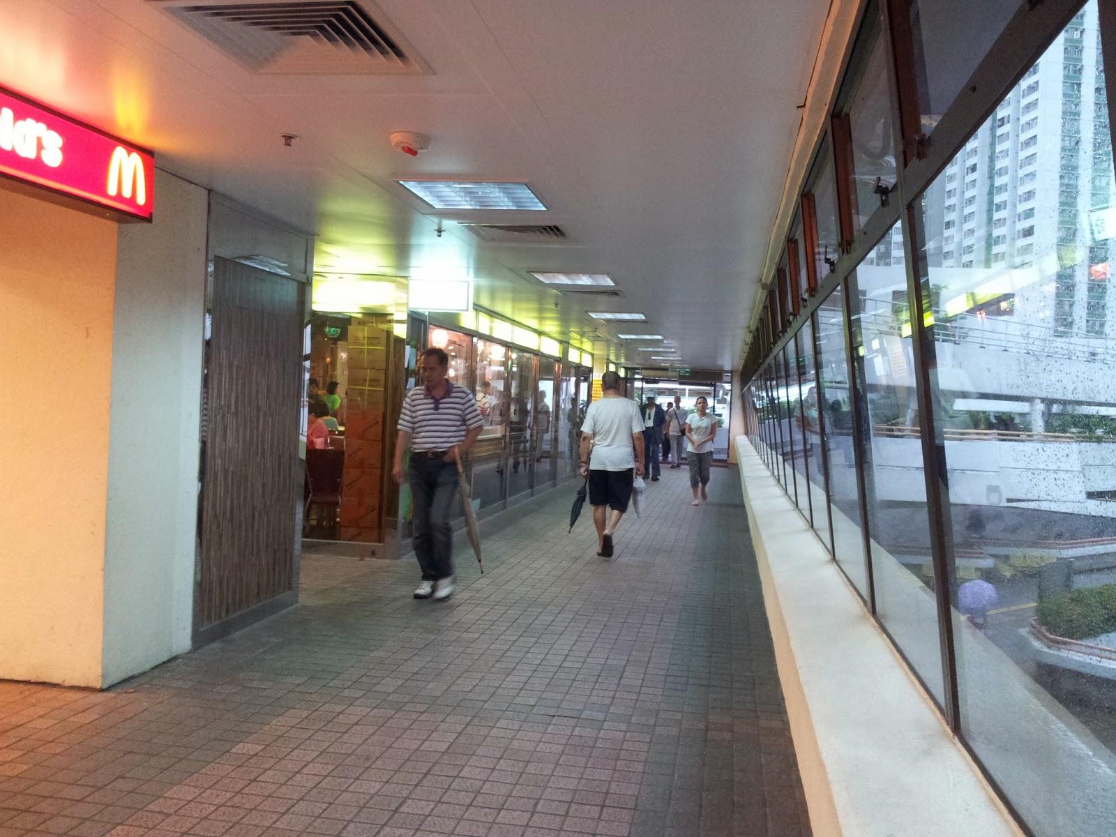Grassroots O2: [領匯商場] 美林商場 @2014-07-26