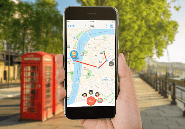 Family Locator – GPS Tracker & Find Your Phone App