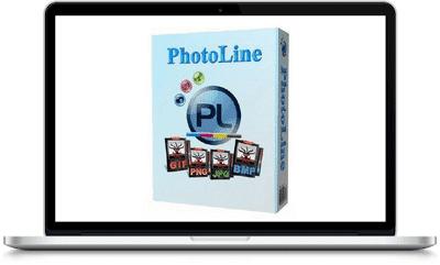 PhotoLine 22.00 Full Version