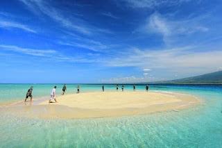 Keindahan Objek Wisata 4 Gili di Lombok Timur, Pulau Lombok