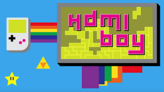 adaptador hdmi gameboy