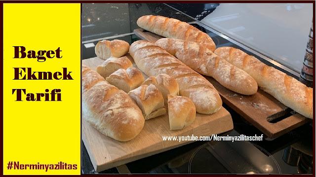 Baget Ekmek Tarifi   Nermin Yazilitas, ekmek tarifi,ekmek,baget ekmek tarifi,kolay ekmek tarifi,yemek tarifi,baget ekmek,yemek tarifleri,baget tarifi,ekmek nasıl yapılır,baget,tarif,ev yapımı ekmek tarifi,tarifi,yemek,sarımsaklı baget ekmek,ekmek yapımı,evde ekmek yapımı,ekmek yapımı tarifi,sarımsaklı ekmek tarifi,ekmek tarifleri,nefis yemek tarifleri,baget ekmek yapımı,baget ekmek nasıl yapılır,baget ekmeği,sarımsaklı ekmek, #bagetekmek #tarifi #nerminyazilitaschef #lezzetliyemekler
