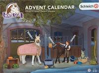 Wer als Kind Pferde mag, träumt von dem Horse Club Adventskalender.