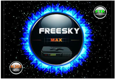 Novas atualizações Freesky 17/06/2017