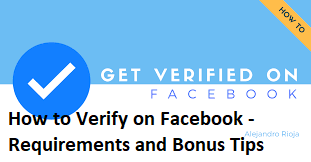 How to Verify on Facebook - Requirements and Bonus Tips