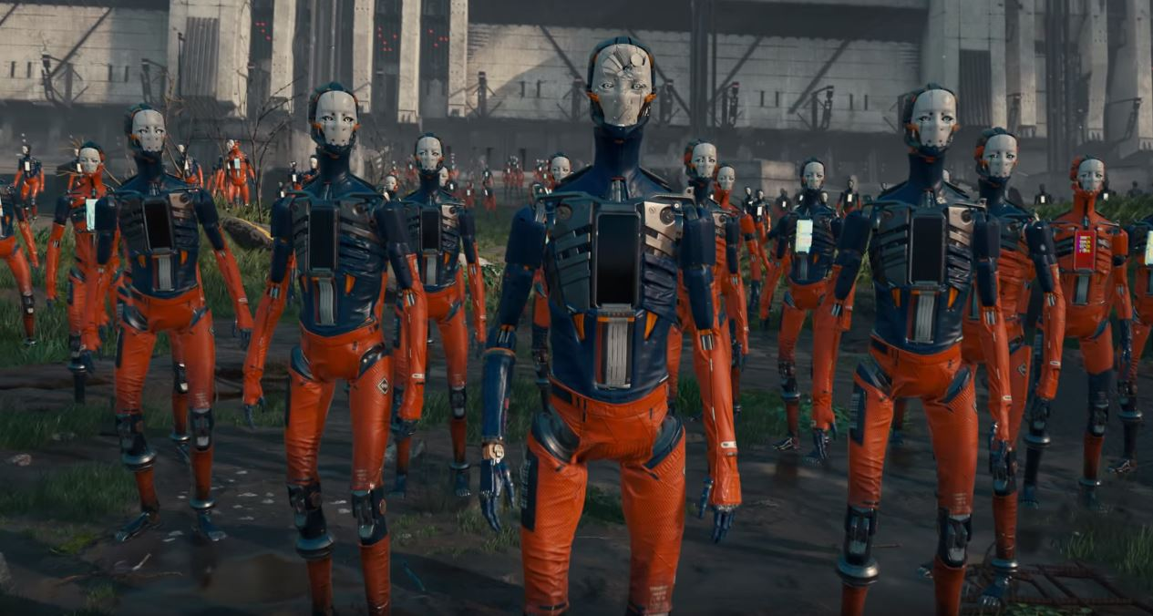 Dystopie Serien