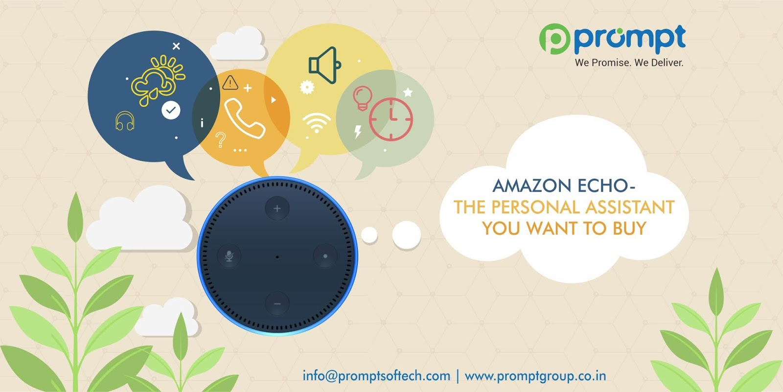 Amazon Alexa- the personal assistant you want to buy