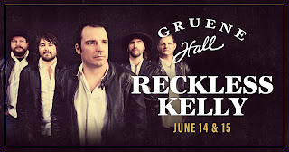 Reckless Kelly at Gruene Hall
