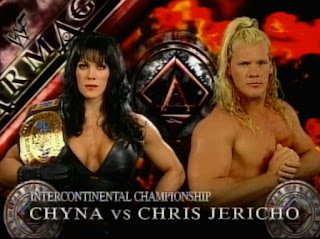 WWE / WWF Armageddon 1999 - Chyna defended the Intercontinental Championship against Chris Jericho
