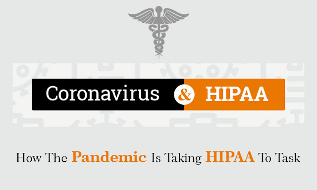 How the Pandemic is Taking HIPAA to Task