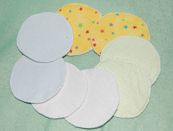 Image: Nursing Pads by Ashley Barrett, on Flickr