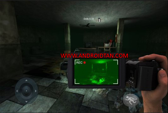 Game Paranormal Asylum Apk Download