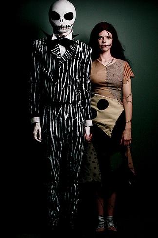 Disfraces Para Halloween Caseros - Disfraz-mujer-halloween-casero