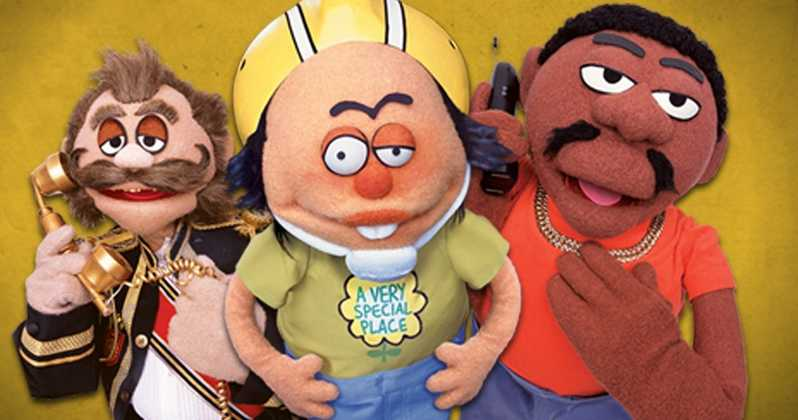 Comedy Central S South Park Crank Yankers Comic Con Panels Off Site Events Sandwichjohnfilms