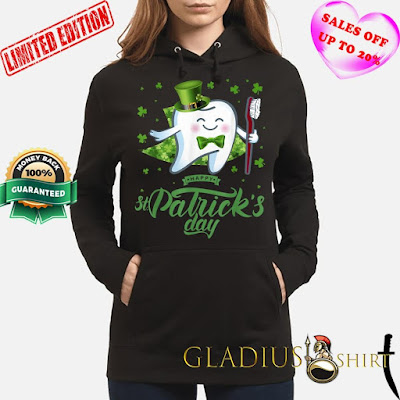 Cool Apparel Shop Happy St Patricks Day Proud to be Irish Sweatshirt