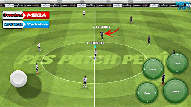 Finally Download PES 2019 Mobile With Commentary + Kits Update (Android/IOS)