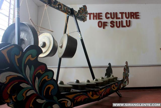 tourist spots in Sulu