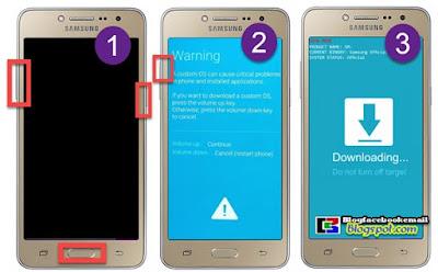 Tutorial Saya Melakukan Root Hp Samsung J2 Prime Sampai Sukses 32