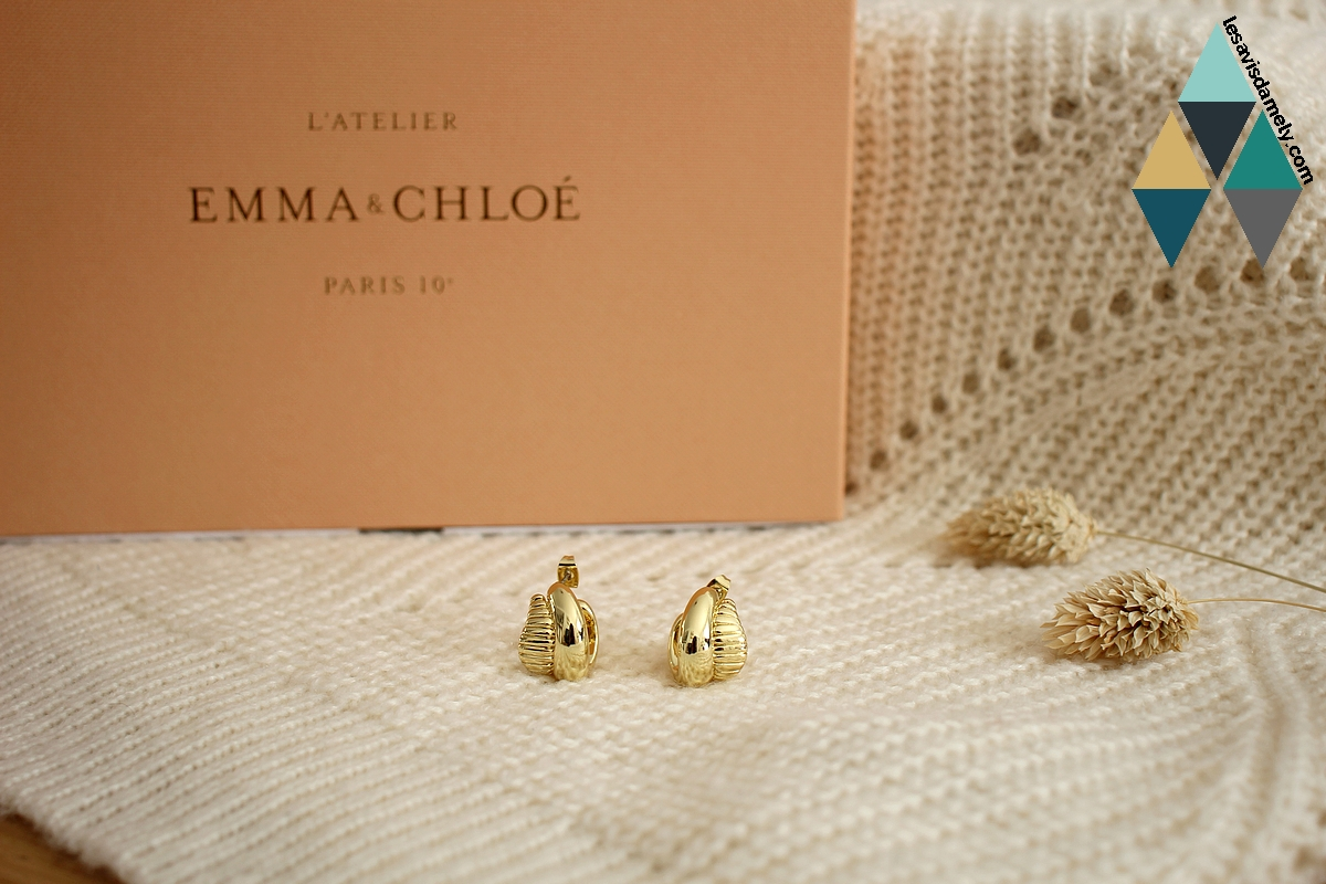 revue blog box bijou emma et chloé code promo